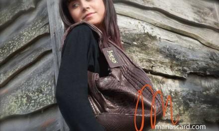 Jocasi London – Let Your Handbag Do The Talking