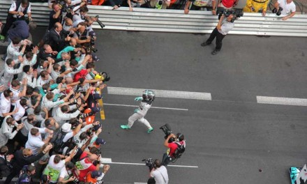 Grand Prix de Monaco – Lewis Hamilton Britain's Precious Diamond