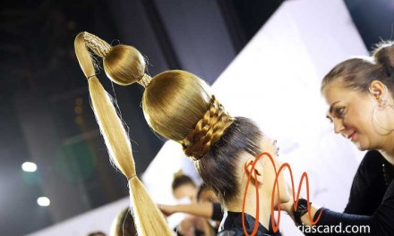 Dubai Fashion Forward – Extreme Hairstyles