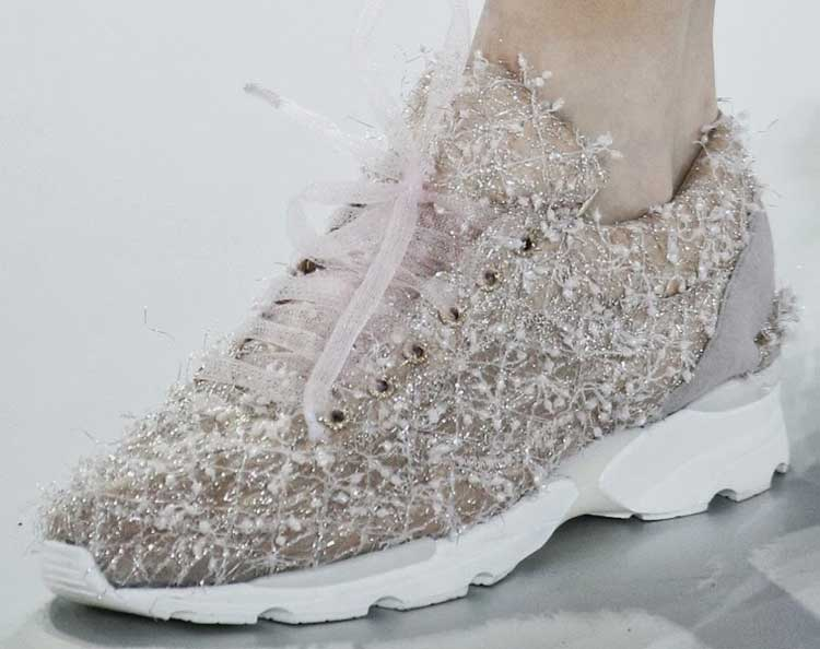 When Trainers Went High Fashion