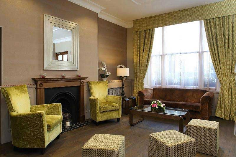 The Pheonix Hotel - Kensington Garden Square London (2)