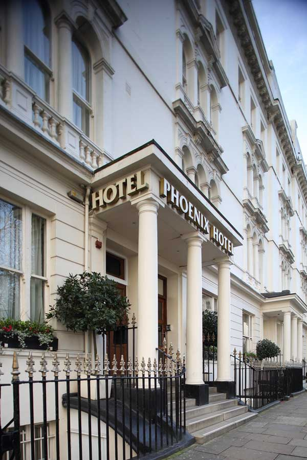 The Pheonix Hotel - Kensington Garden Square