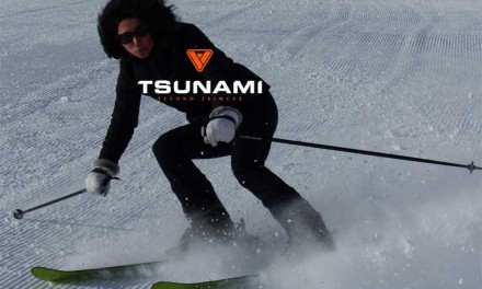 Tsunami SkiWear – Sporty Couture On The Slopes