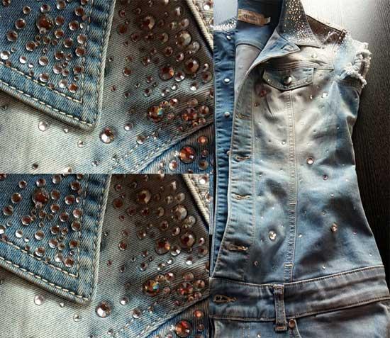 Gracie OPulanza MET Jeans jumpsuit