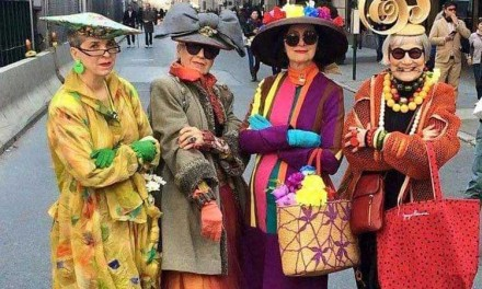 You Are Never Too Old For Style
