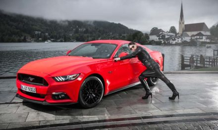 Ford Mustang – Empowers Gracie Opulanza