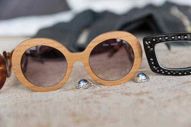 Gracie Opulanza The Shard London eyewear prada Luxury Week London (4)