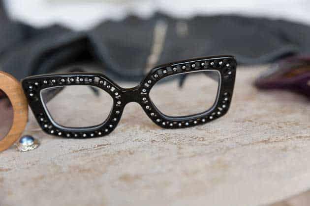 Gracie Opulanza The Shard London eyewear prada Luxury Week London (5)