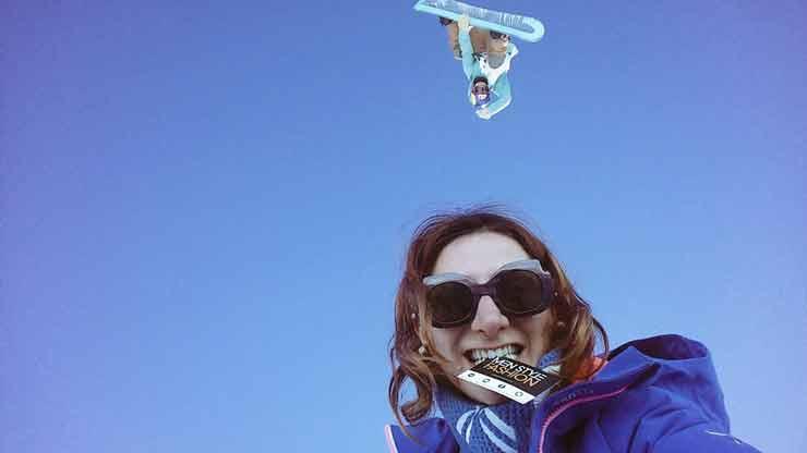 Gracie Opulanza TOtalfight 2016 Eyewear Selfie Shot (6)