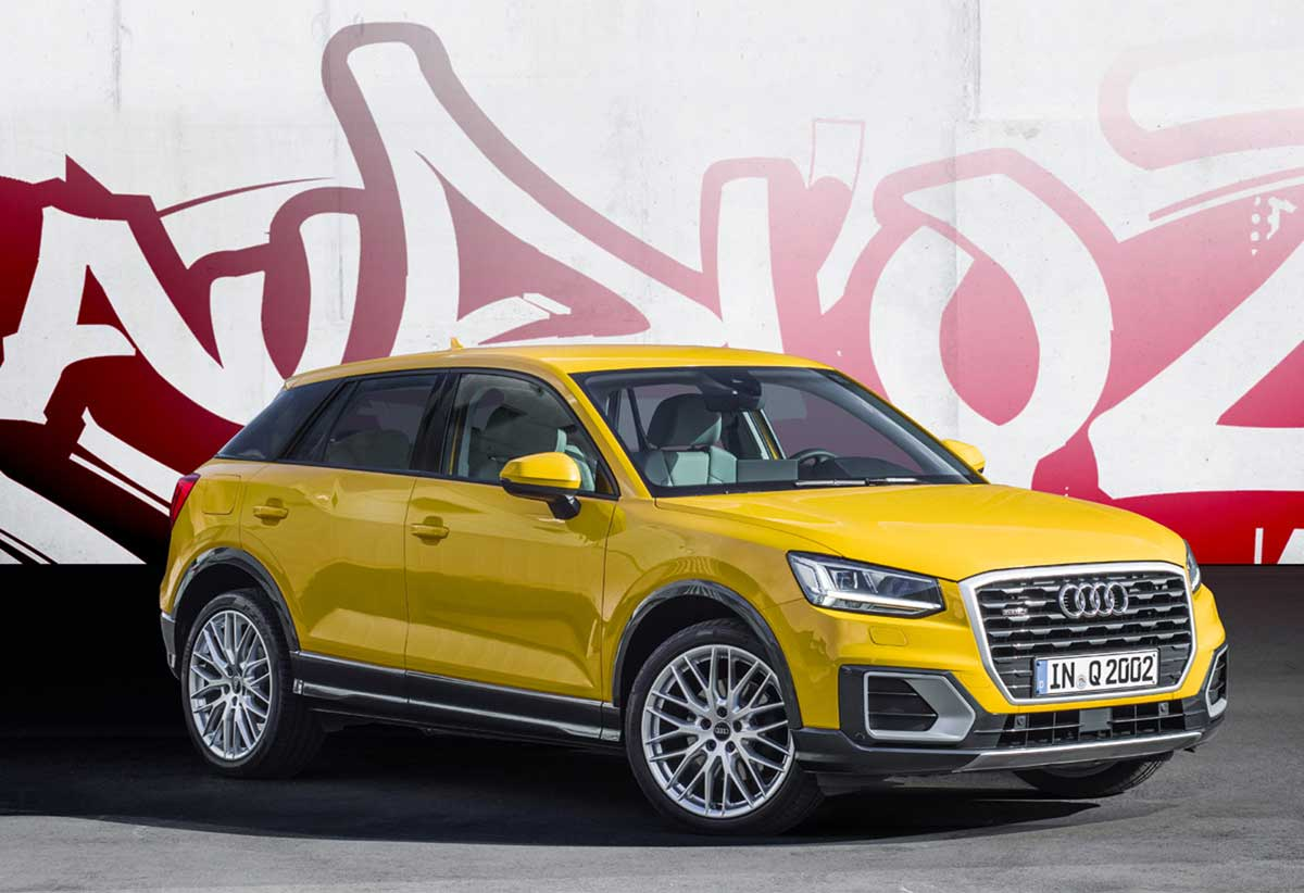 small suv showroom audi review specification price caradvice