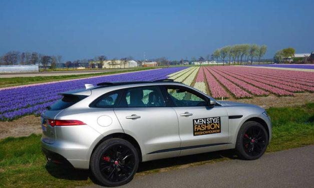 Jaguar F-PACE Model S – Luxury Family On 22 Inch Wheels