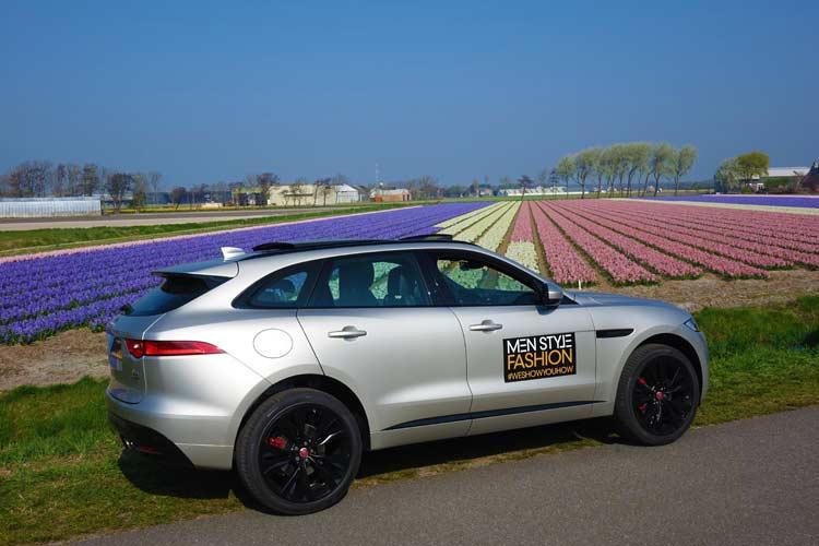 Jaguar F-PACE Model S – Luxury Family On 22 Inch Wheels