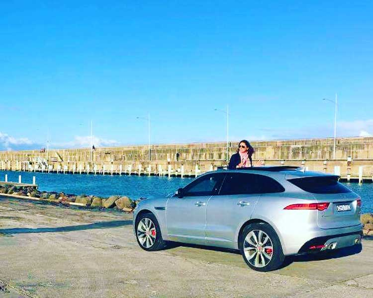 Jaguar F-PACE- Australia's Posh Ladies Wheels
