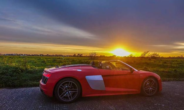 Audi R8 Spyder – The People's Sportscar