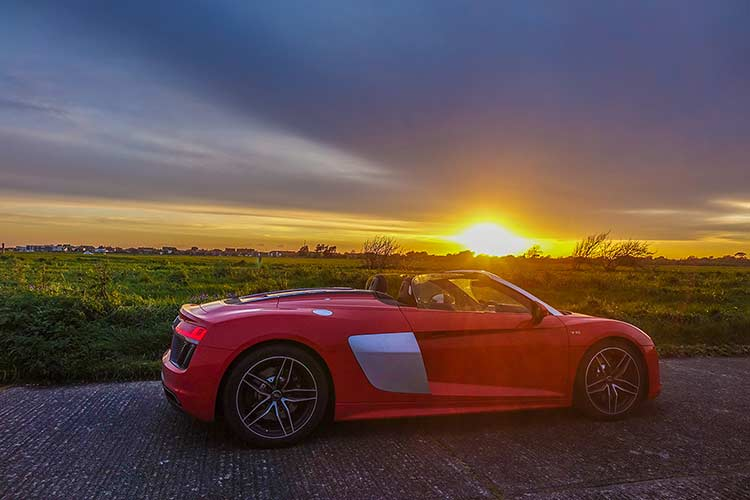 Audi R8 Spyder – The People's Sportscar