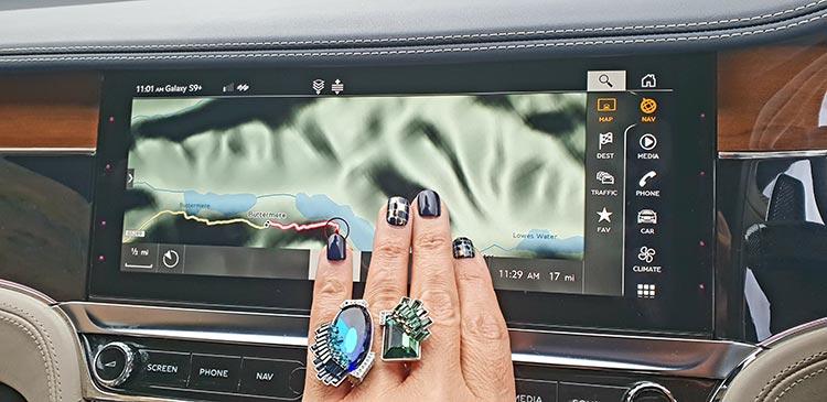 Bentley GT Swarovski is an Austrian produce ring
