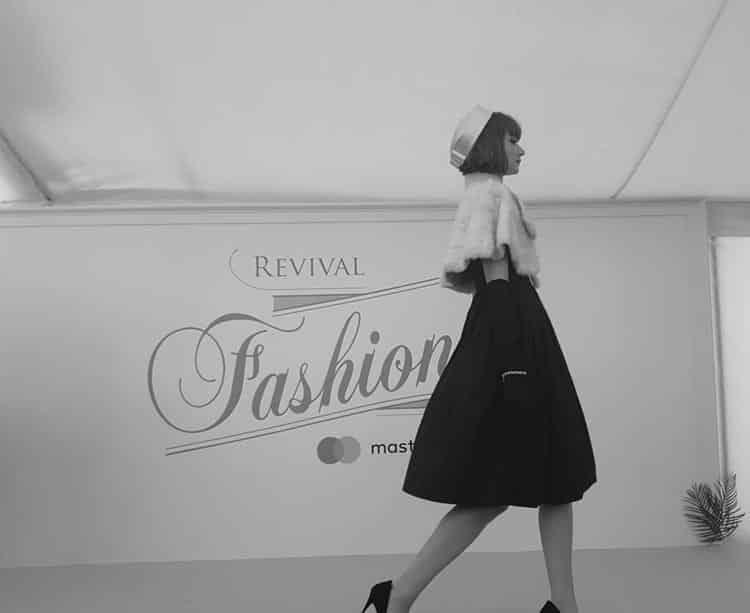 Goodwood Revival 2019 - Dior Vintage Catwalk